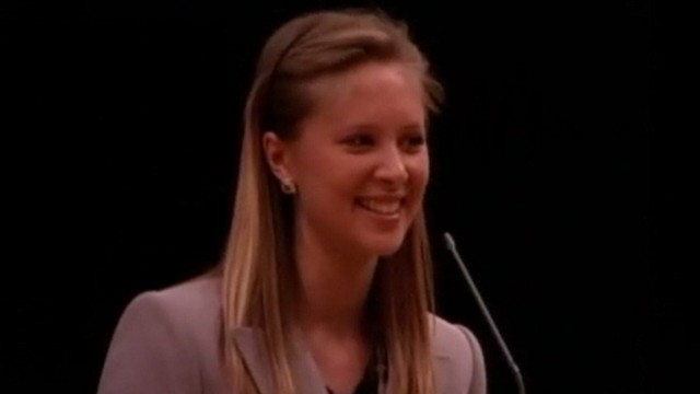 VIDEO: Student body president Eve Carson was kidnapped and killed in March 2008.