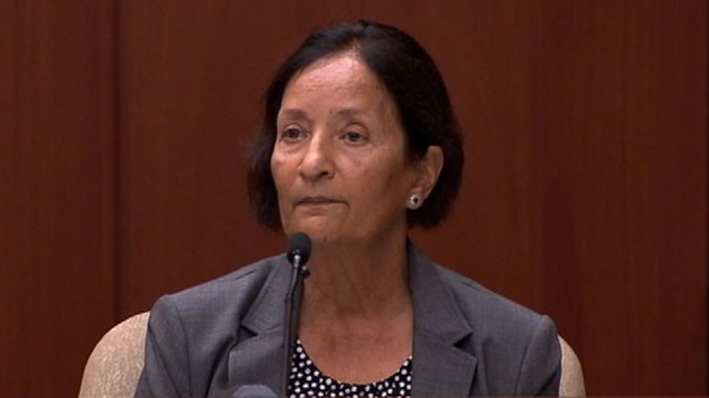 VIDEO: Dr. Valerie Rao describes defendant's wounds suffered during his confrontation with Trayvon Martin.