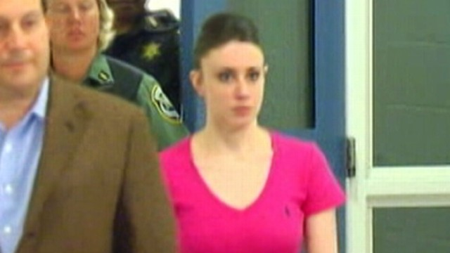 VIDEO: Casey Anthony will start serving probation for check fraud if judges ruling is upheld.