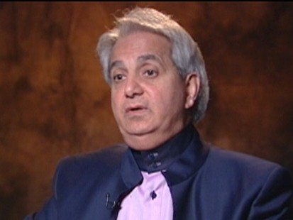 VIDEO: Benny Hinn Opens Up About Controversies