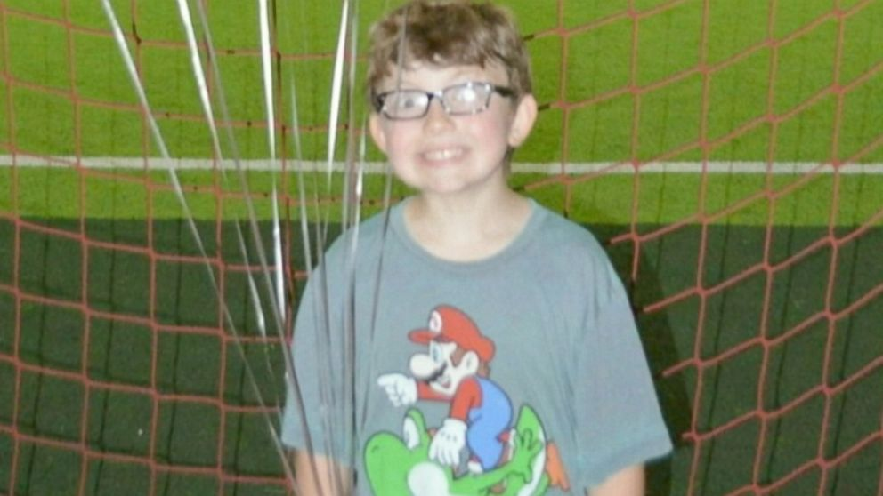 Faulty pool light is likely to blame for the 7-year-old boys death.