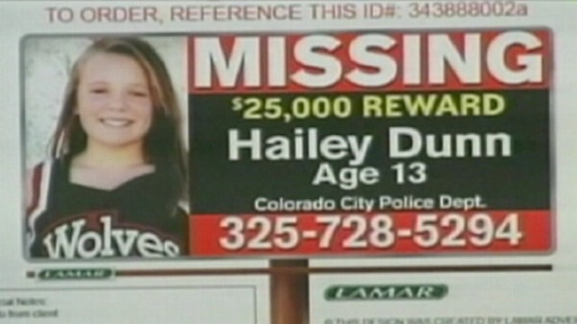VIDEO: Human remains discovered close to where 13-year-old Texas girl disappeared.