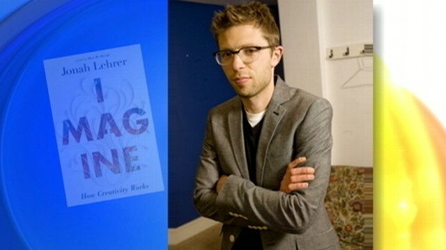 VIDEO: Jonah Lehrer fabricated Bob Dylan quotes in his best-selling book; resigns from The New Yorker.