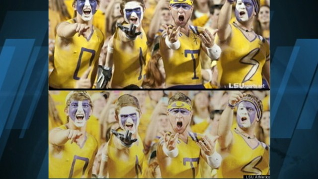 VIDEO: University apologizes for air-brushing picture of Christian students known as the Painted Posse.