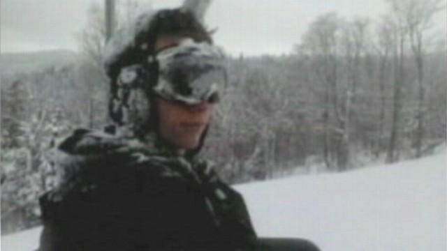 VIDEO: Nicholas Joy, 17, was found alive by a passing snowmobile at Sugarloaf Ski Resort.