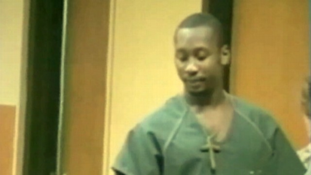VIDEO: Troy Davis was convicted in the 1989 shooting death of Georgia officer Mark MacPhail.