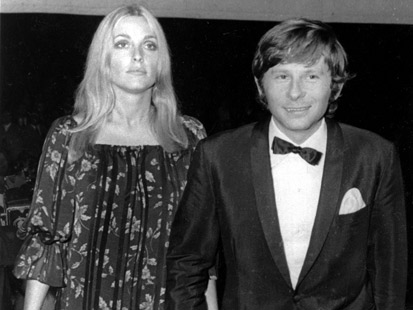 Sharon Tate was married to director Roman Polanski at the time of her murder