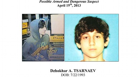 ap Wanted poster dzhokhar tsarnaev thg 130419 wblog The Note: The Latest From Boston