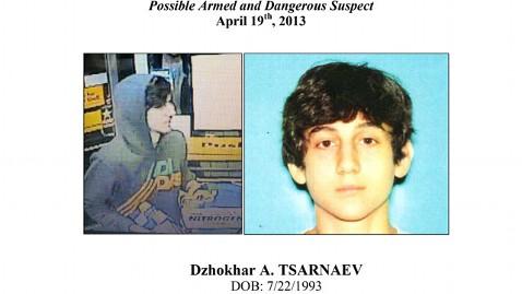 ap Wanted poster dzhokhar tsarnaev thg 130419 wblog The Note: The Latest From Boston