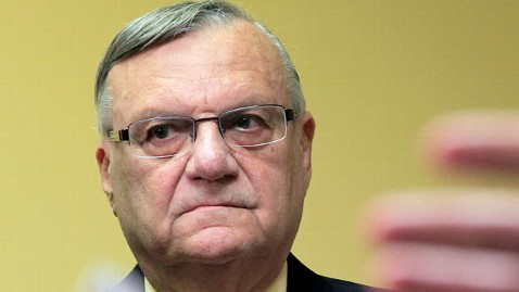 ap arizona Joe Arpaio thg 120403 wblog DOJ Breaks Off Negotiations With Defiant Sheriff Joe Arpaio
