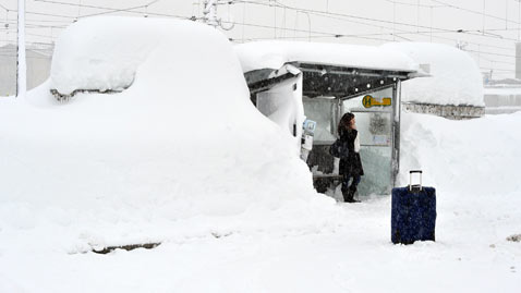ap austria weather dm 120111 wblog Today In Pictures: Jan. 11, 2012