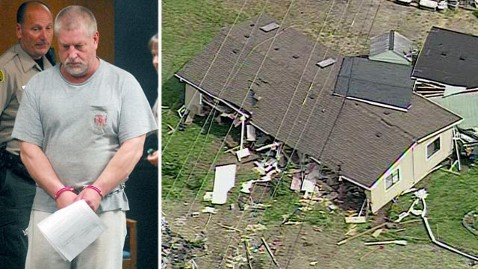 ap barry swegle jef 130517 wblog 911 Bulldozer Rampage Call: Hes Smashing My House Plum to Pieces