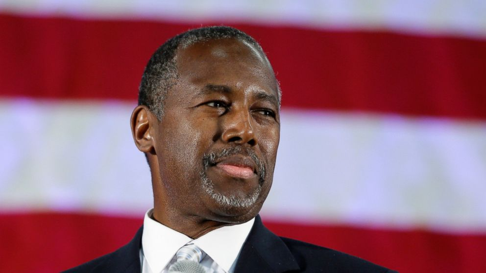 Why Ben Carson Keeps Talking About Hitler Abc News