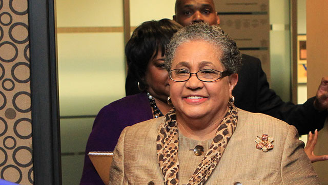 PHOTO: Former Atlanta Public School superintendent, Beverly Hall, seen here in 2011, was among nearly three dozen administrators, teachers, principals and other educators who were indicted March 29, 2013 in one of the nations largest cheating scandals.