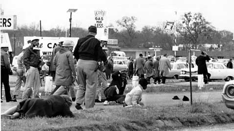 ap bloody sunday civil Rights march thg 120130 wblog Black History Month: Selma to Montgomery Marches