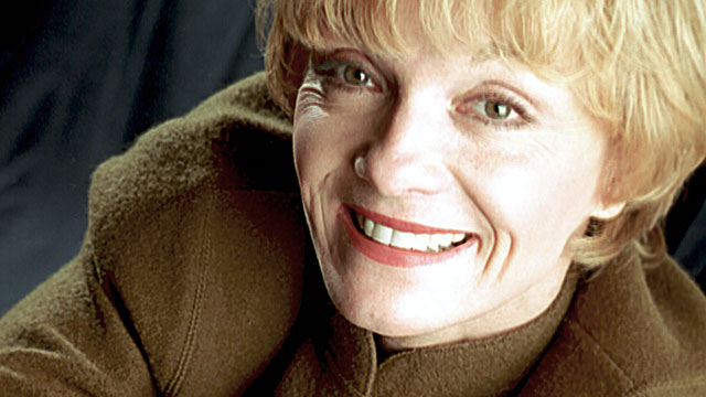 PHOTO: Former gymnast Cathy Rigby poses in New York City, in this Dec. 3, 1998 file photo.