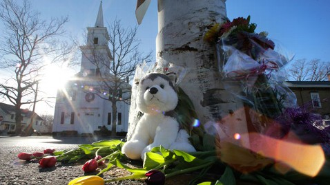 ap conn memorial dog kb 121215 wblog Connecticut School Shooting: Complete List of Victims Names