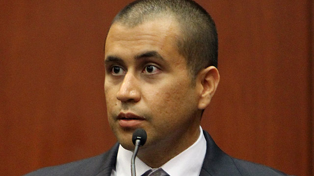PHOTO: George Zimmerman appears before Circuit Judge Kenneth R. Lester Jr. during a bond hearing in Sanford, Fla. in this Friday, April 20, 2012 file photo.