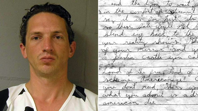 PHOTO: Israel Keyes