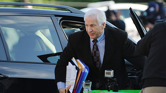 PHOTO: Jerry Sandusky