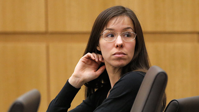 PHOTO: Jodi Arias in court