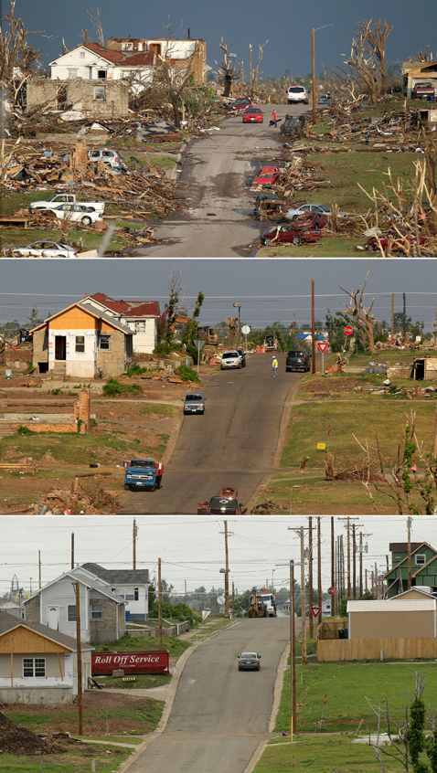 ap joplin anniversary 02 nt 120522 blog Its Been a Long Road: Tornado Ravaged Joplin, One Year Later
