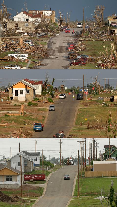 ap joplin anniversary 02 nt 120522 blog Its Been a Long Road: Tornado Ravaged Joplin, One Year Later