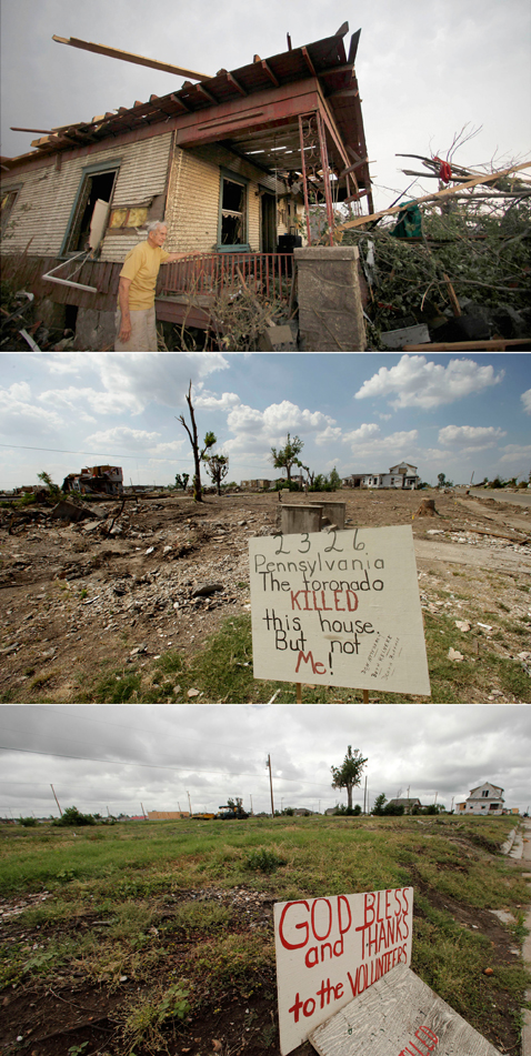 ap joplin anniversary 03 nt 120522 blog Its Been a Long Road: Tornado Ravaged Joplin, One Year Later