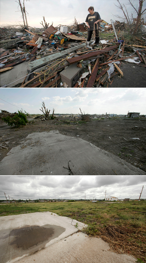 ap joplin anniversary 04 nt 120522 blog Its Been a Long Road: Tornado Ravaged Joplin, One Year Later