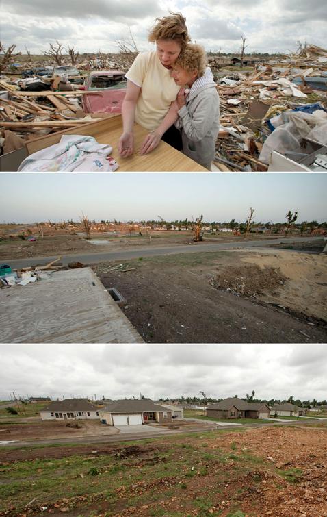 ap joplin anniversary 05 nt 120522 blog Its Been a Long Road: Tornado Ravaged Joplin, One Year Later