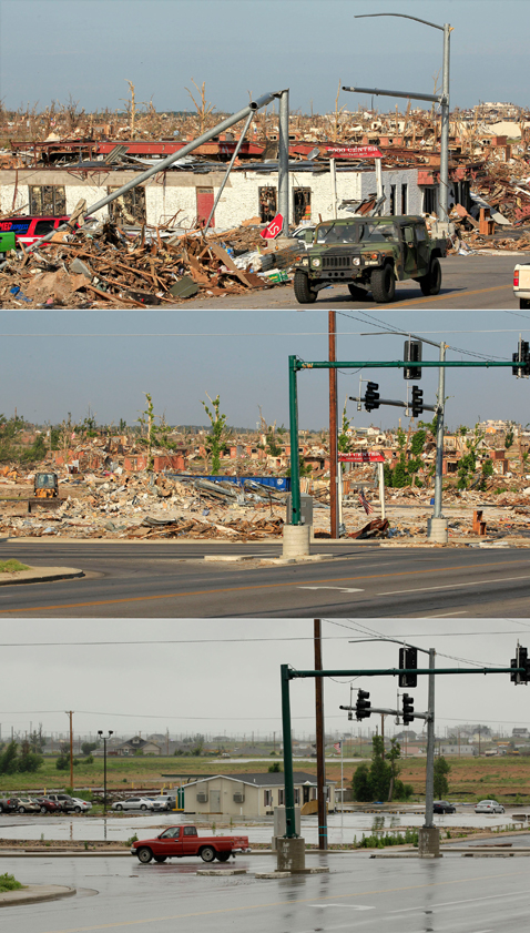 ap joplin anniversary 07 nt 120522 blog Its Been a Long Road: Tornado Ravaged Joplin, One Year Later