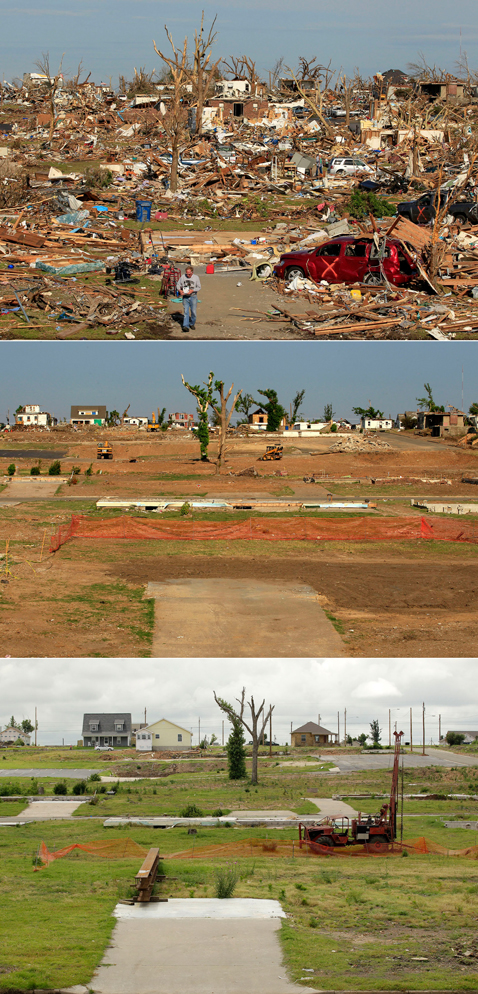 ap joplin anniversary 08 nt 120522 blog Its Been a Long Road: Tornado Ravaged Joplin, One Year Later