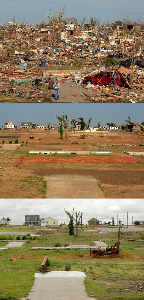 ap joplin anniversary 08 nt 120522 blog Its Been a Long Road: Tornado Ravaged Joplin, One Year Later