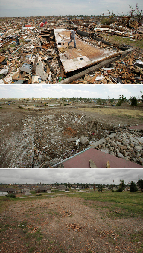 ap joplin anniversary 09 nt 120522 blog Its Been a Long Road: Tornado Ravaged Joplin, One Year Later