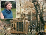 PHOTO: Katie Beers, whose kidnapping attracted nationwide headlines in 1992, poses for a photo, Jan. 14, 2013, in Old Westbury, N.Y.