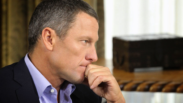PHOTO: Lance Armstrong