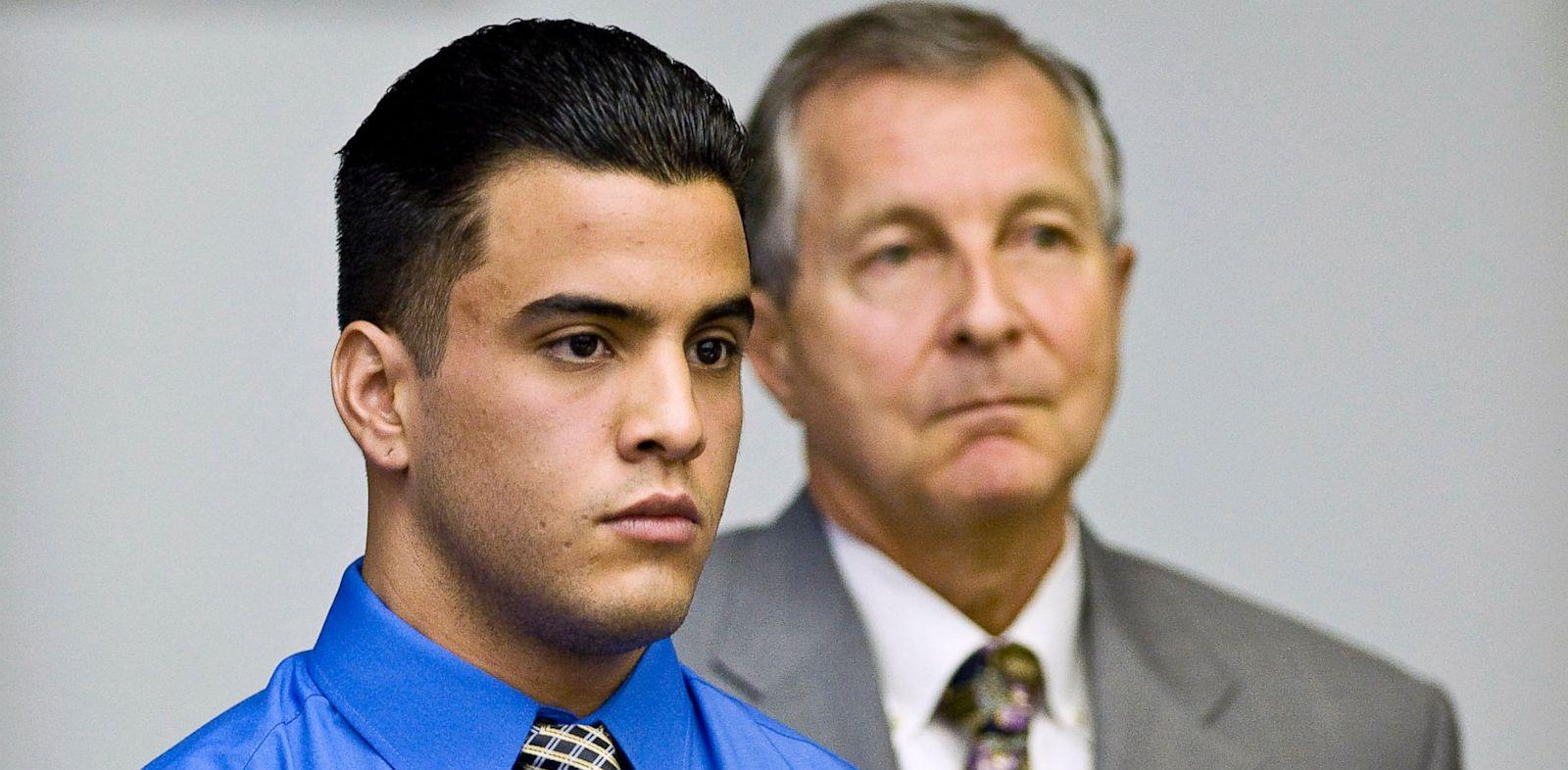 PHOTO: Nicholas Cendoya in court