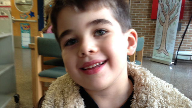 PHOTO: This Nov. 13, 2012 photo provided by the family via The Washington Post shows Noah Pozner. The six-year-old was one of the victims in the Sandy Hook elementary school shooting in Newtown, Conn. on Dec. 14, 2012.