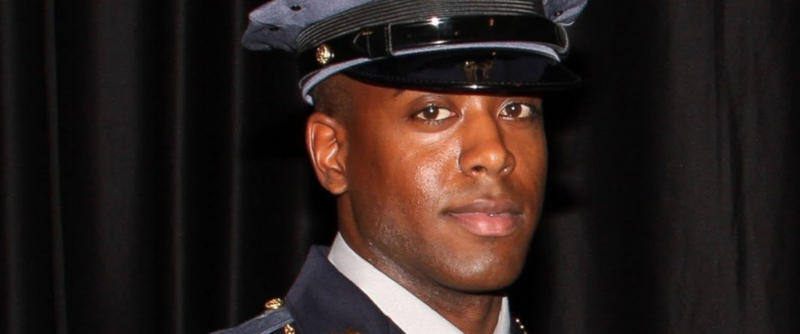 PHOTO: Prince Georges County, Maryland police officer Jacai Colson, 28, died in the line of duty March 13, 2016.