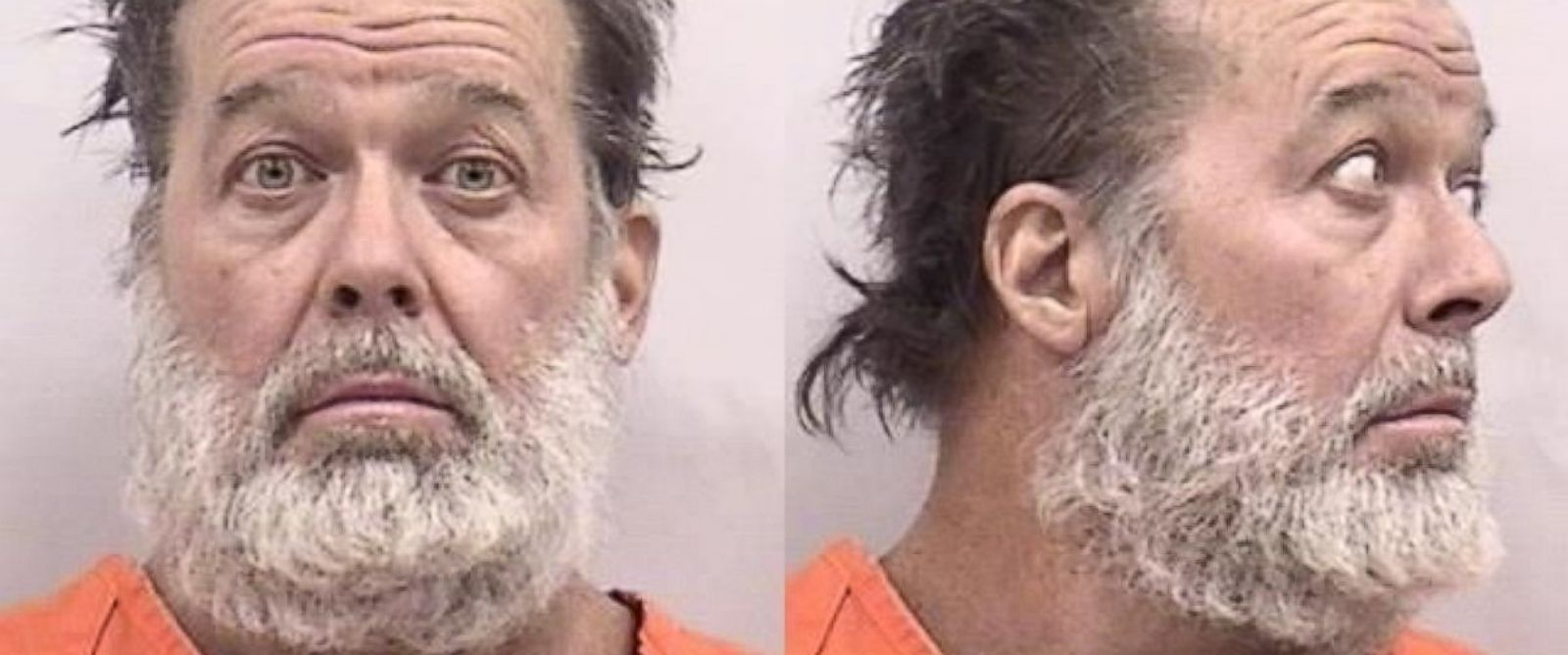 PHOTO: Robert Lewis Dear of North Carolina is seen in these undated photos provided by the El Paso County Sheriffs Office.