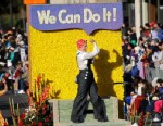 Images from the 2014 Rose Parade in Pasadena, Calif.