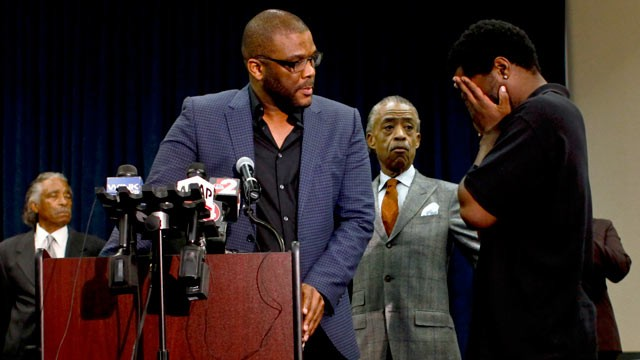 Screenwriter sues tyler perry claims credit for for Steve calkins