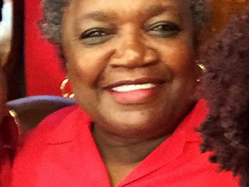 PHOTO: This Sunday, June 14, 2015 photo provided by Najee Washington shows her grandmother Ethel Lance of Charleston, S.C.