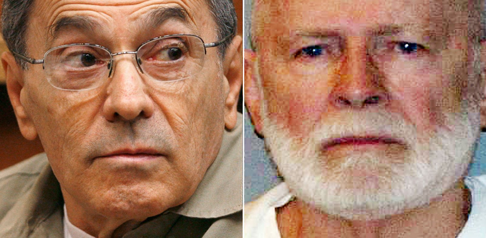 "PHOTO: Stephen ""The Rifleman"" Flemmi and James ""Whitey"" Bulger"