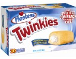PHOTO: This undated image provided by Hostess Brands LLC shows A box of Twinkies is shown in this undated image provided by Hostess Brands LLC.