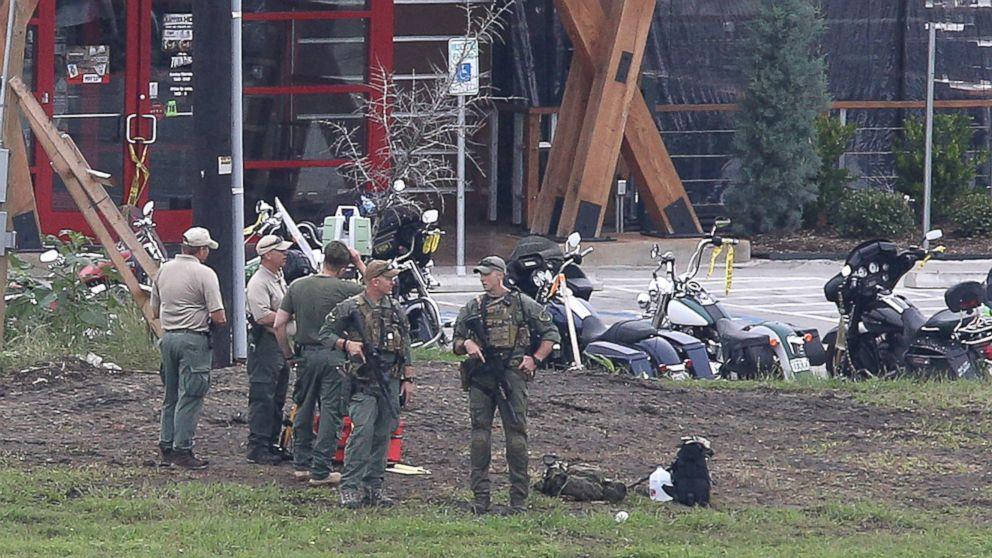 Waco Biker Shooting 39 Turf War 39 Uninvited Gang May Have