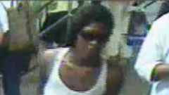VIDEO: NYPD have located the 20-year-old they say left her baby in a stroller at a subway station.