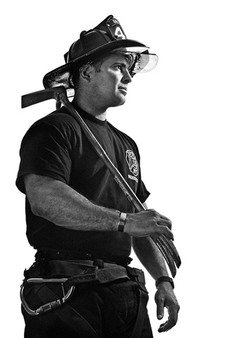 f local hero 000136 kb 121227 blog Firefighter Portraits as Local Heroes by Ian Spanier