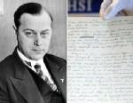 PHOTO: Federal officials and representatives from the U.S. Holocaust Memorial Museum in Washington announced the release of the Alfred Rosenberg diary.