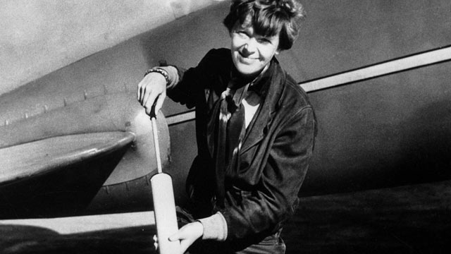 PHOTO: Amelia Earhart